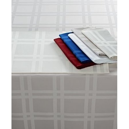 Martha Stewart Table Linens, Skylight Plaid 70