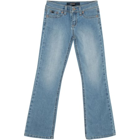 - Girls' Bootcut Jeans, Regular