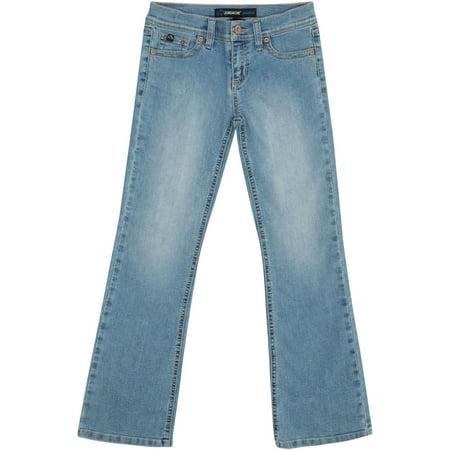 Jordache Girls' Bootcut Jeans, Regular