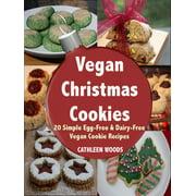 Vegan Christmas Cookies - eBook