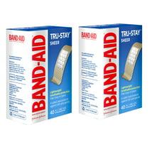 Bandages & Gauze: Band-Aid Sheer Strips
