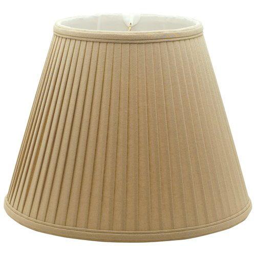 Alcott Hill 14'' Linen Empire Lamp Shade