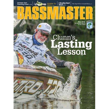 Bassmaster   Magazine Subscription  Save 62