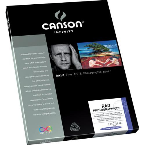 "Canson Rag Photographique 310 11""x17"" - 25 Sheets 206211042"