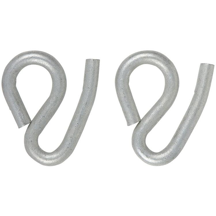 "Swing Set Stuff Inc. Pelican Hook 1/4"" X 2"" Pair"