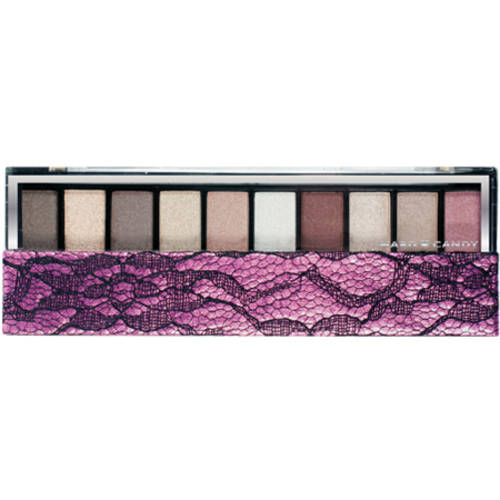 Hard Candy Top Ten Eyeshadow, 0887 Guilty Pleasure, .4 oz