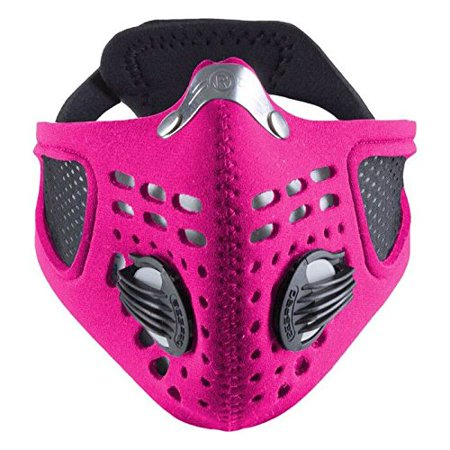 Respro Sportsta Anti-Pollution Mask - medium - Pink