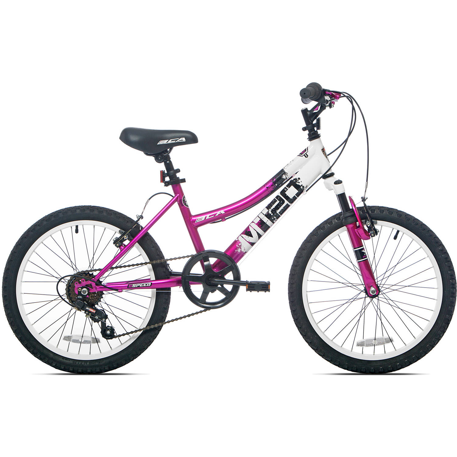 "20"" Girls' BCA MT20 Mountain Bike"