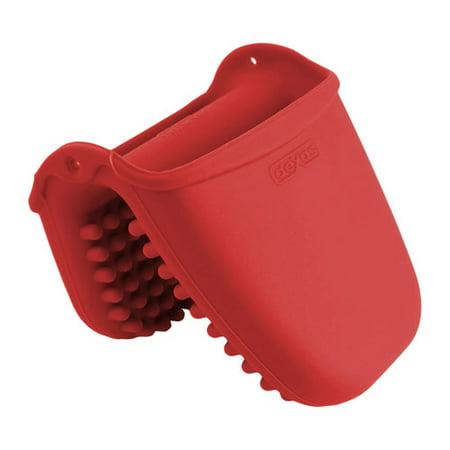 Mainstays silicone nibb mini oven mitt red - Kitchenaid oven gloves ...