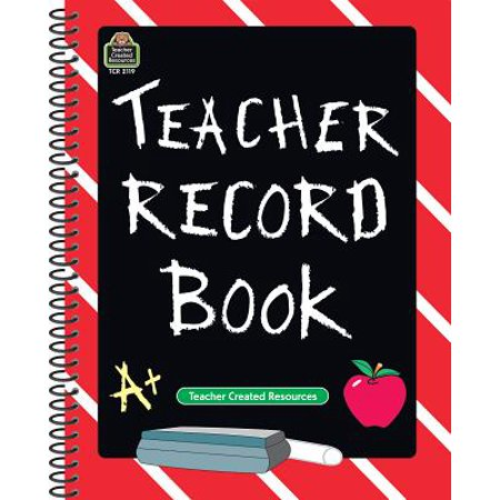 Teacher Record Book (Record Book 500 Pages)