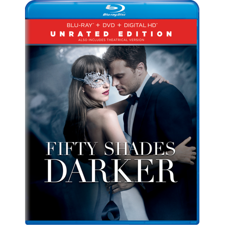 Fifty Shades Darker (Unrated Edition) (Blu-ray + DVD + Digital