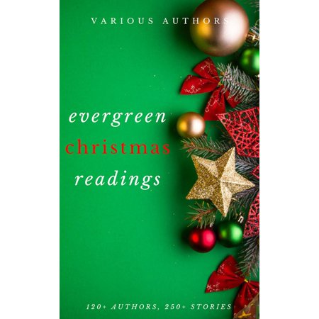 Evergreen Christmas Readings - eBook (Montgomery Burns)