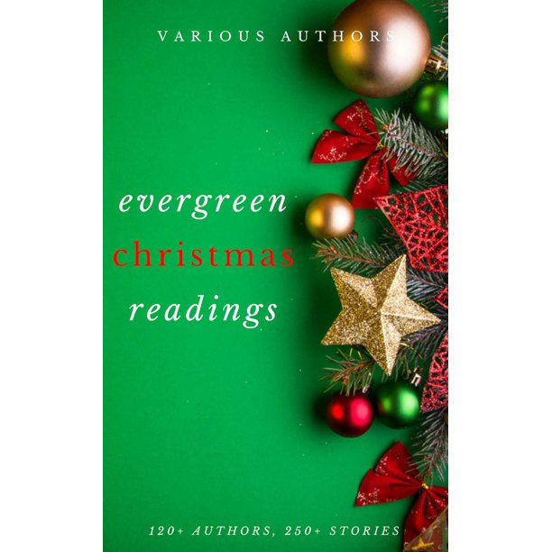 Evergreen Christmas Readings - eBook
