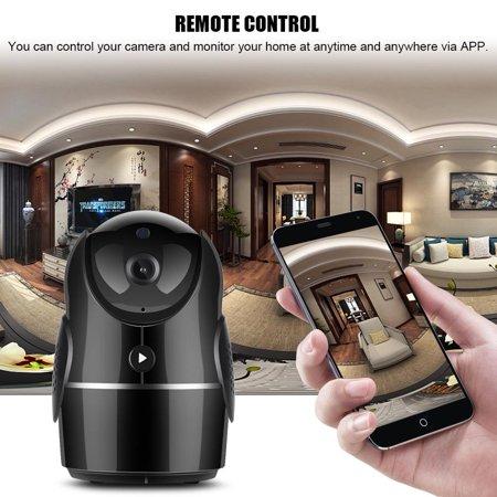 Wireless Camera Anauto 1080P Wireless Smart Network Camera WIFI Panoramic Baby Care Camera Motion Detection and Emergency Alarm