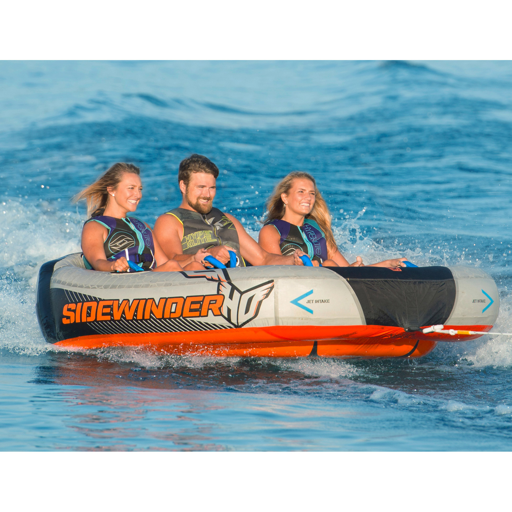 HO Sports Sidewinder 3-person Towable by