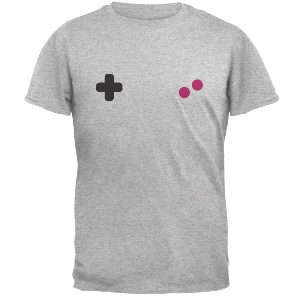 Halloween Retro Game Controller Buttons Costume Mens T Shirt