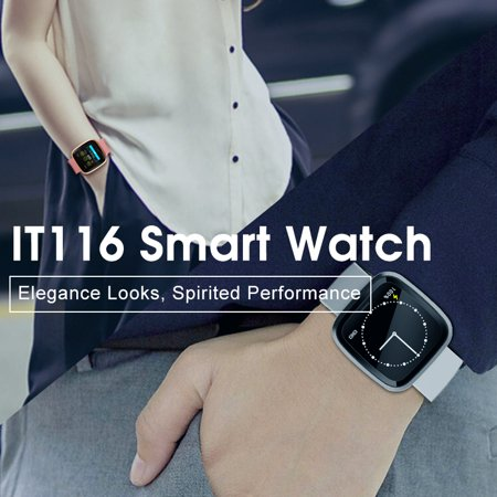 Watch 13 Days Of Halloween Online (IT116 1.3 inch 2.5D Curved Glass Screen h Smart Watch Blood Pressure All-Day Heart Rate Monitor Weather Forecast Fitness)