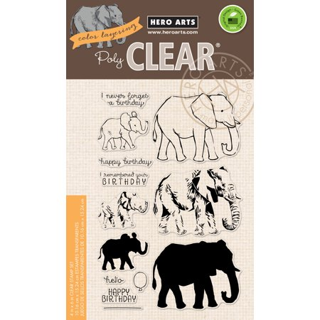 - Hero Arts Clear Stamps 4