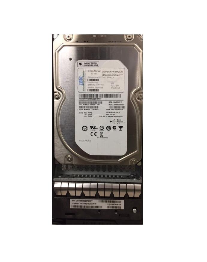 ST33000650SS IBM 45W7766 45W7765 3TB SAS 7.2K 6G SAS As pictured