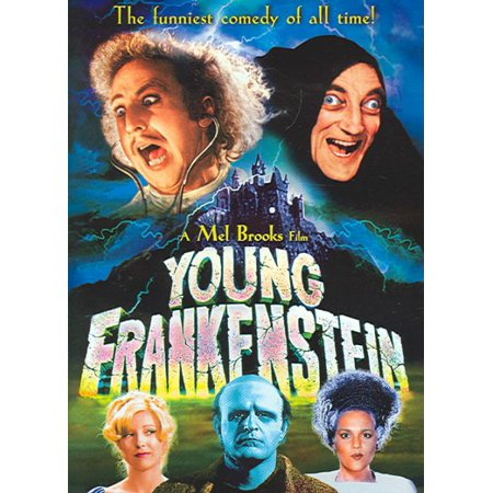 Young Frankenstein (Other) - Halloween Art Frankenstein