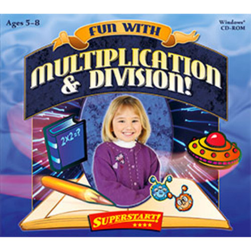 SelectSoft Fun with Multiplication & Division (Windows) (Digital Code)