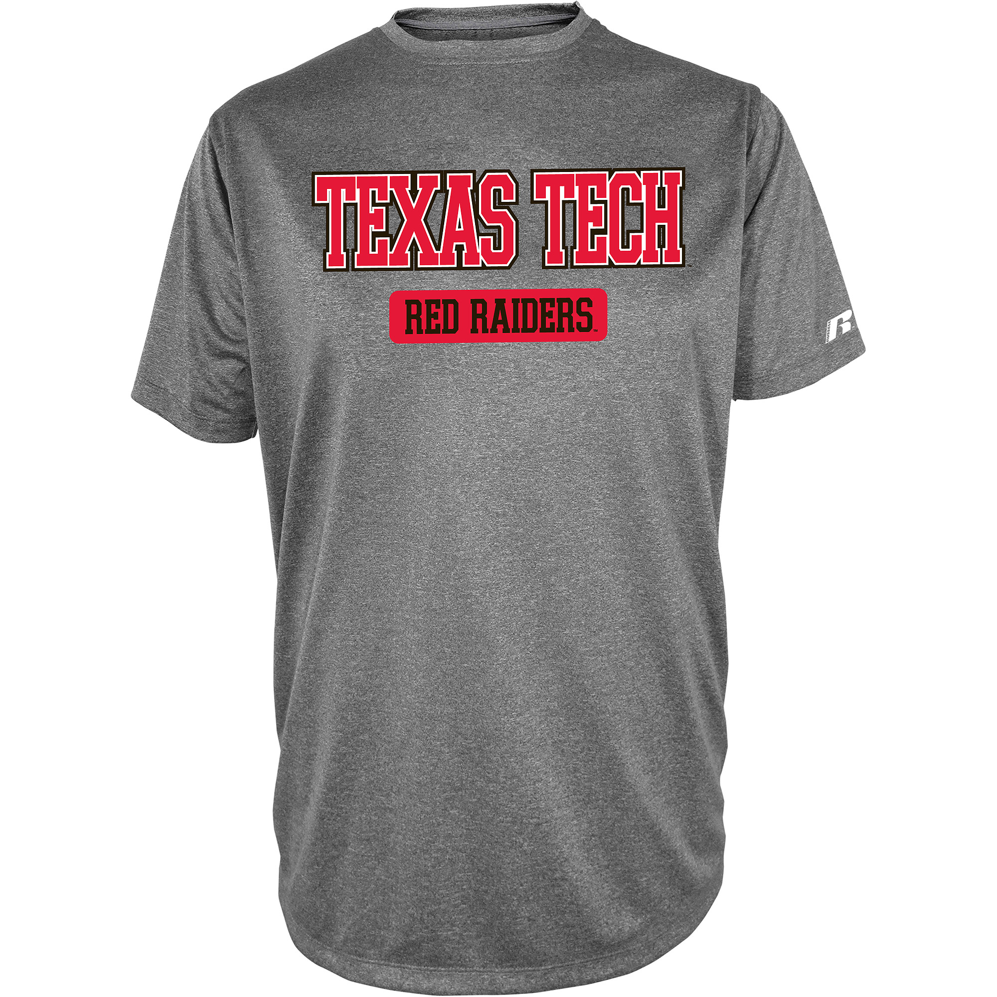 Russell NCAA  Texas Tech Red Raiders, Men's Impact T-Shirt
