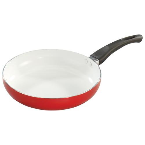Walterdrake Red Ceramic Frying Pan Walmart Com