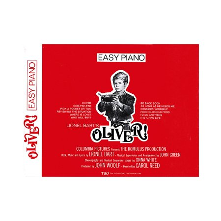 TRO ESSEX Music Group Oliver! Richmond Music ¯ Folios (Richmond Bedroom Series)