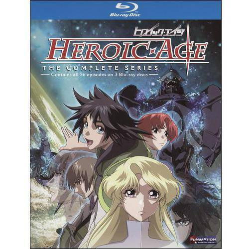 Heroic Age: The Complete Series (Blu-ray) (Widescreen)