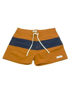 SATURDAYS NYC Men's Grant Board Shorts