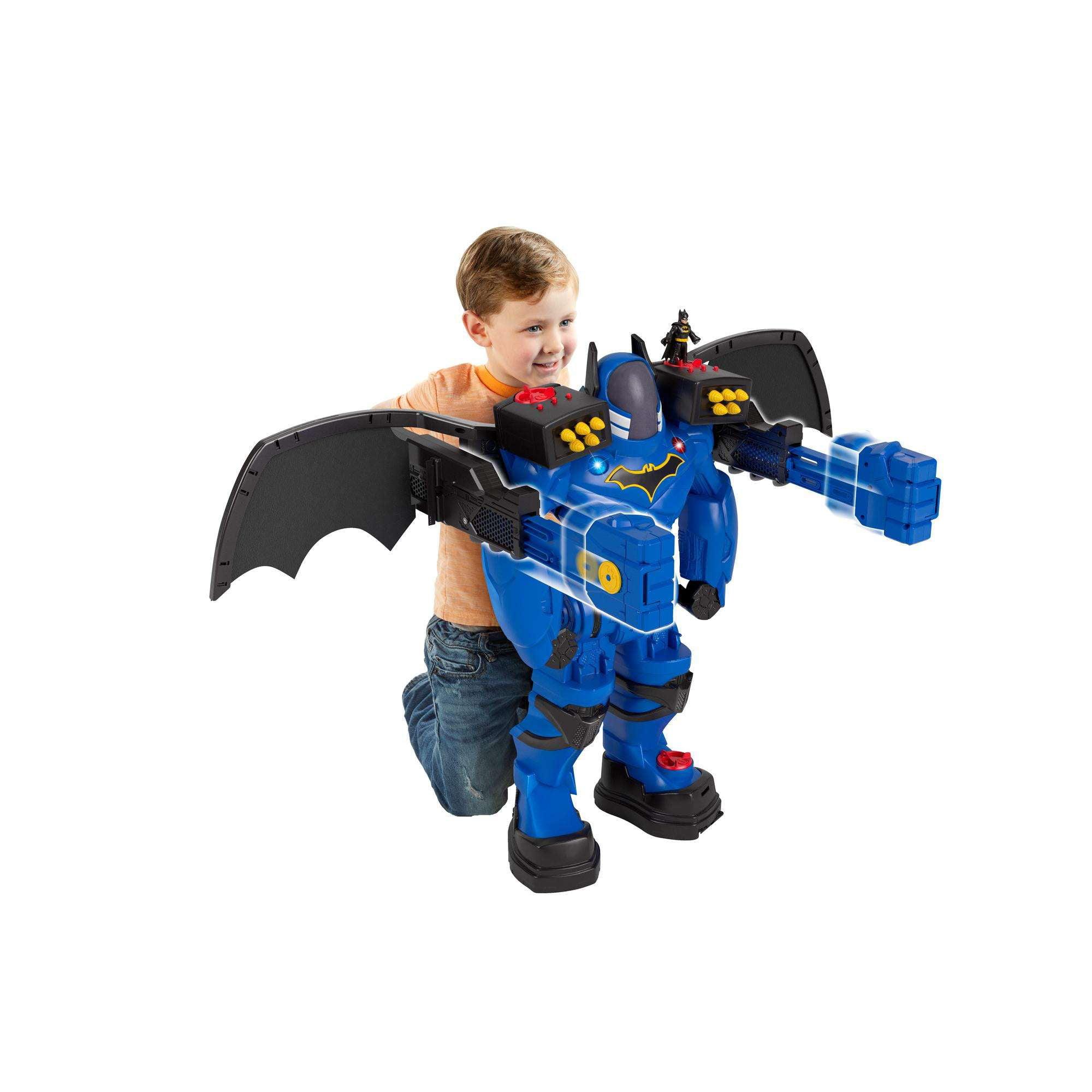 IMaginext DC Super Friends Batman Batbot Xtreme by FISHER PRICE