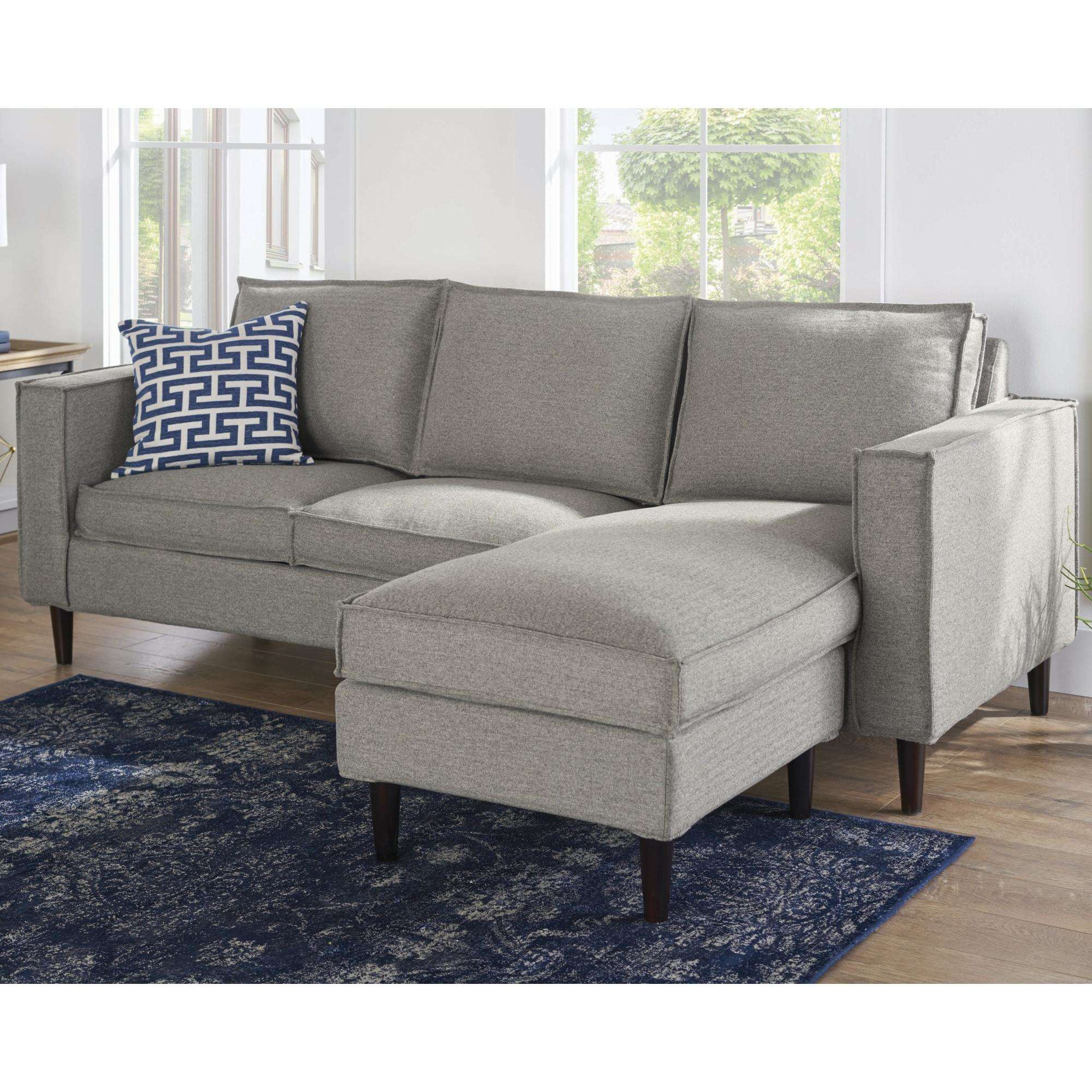 Better Homes and Gardens Campbell Reversible Sectional Walmart