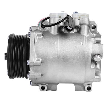 A/C Compressor Assembly for 2002-2006 Honda CR-V CRV 2.4L 38870PNB006 10663AC