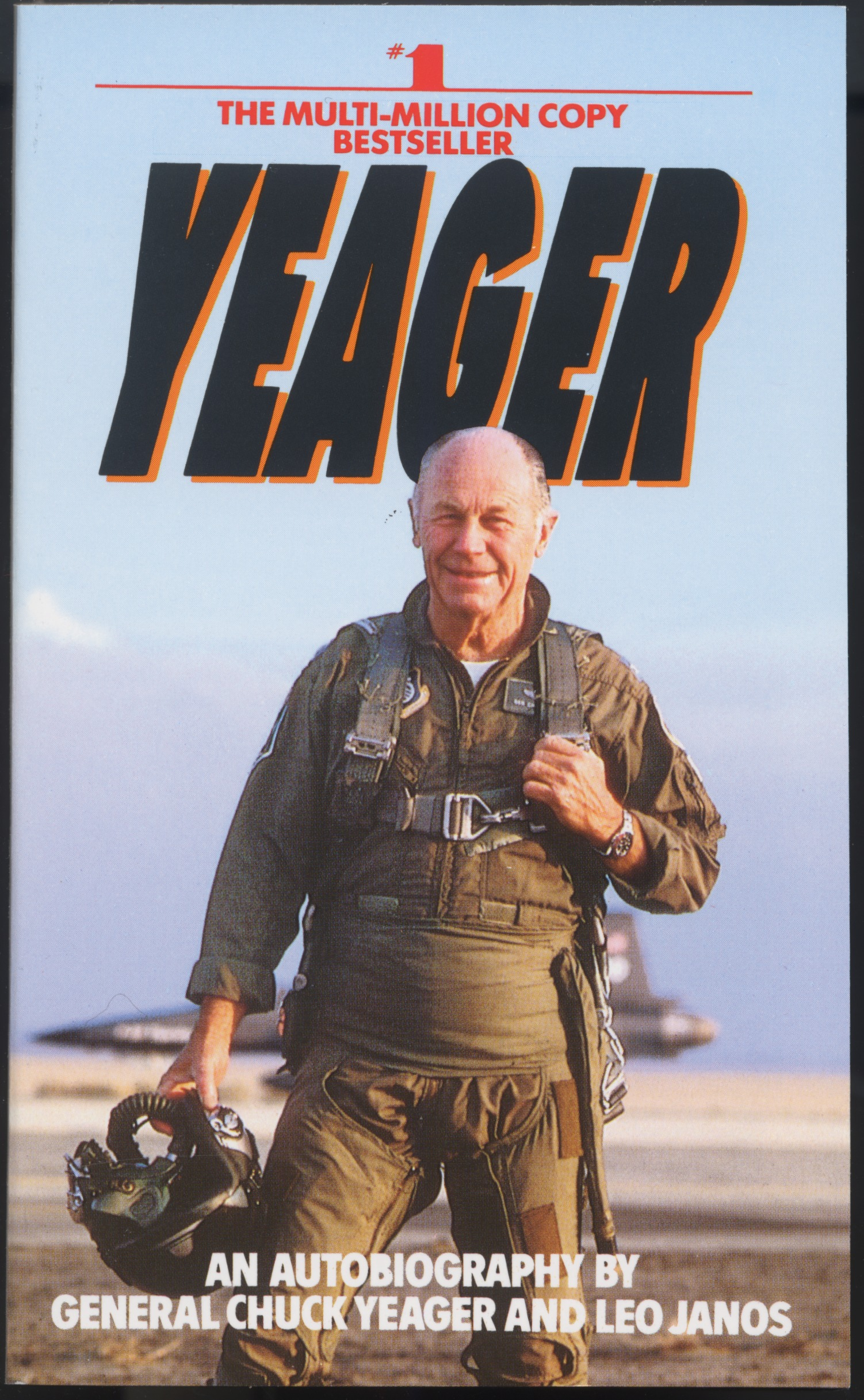 yeager an autobiography