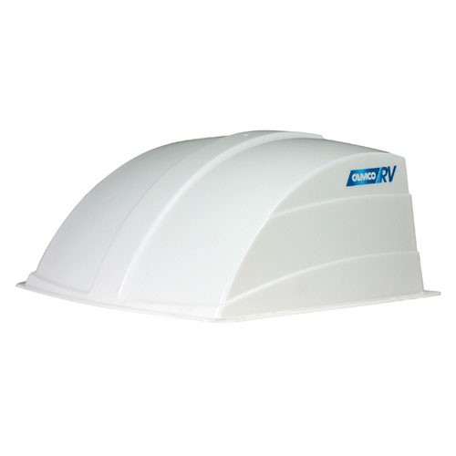 Camco 40431 RV Roof Vent Cover (White)