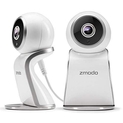 Zmodo Sight 180 1080p HD Wireless Home Security Camera Night Vision 2-Way Audio