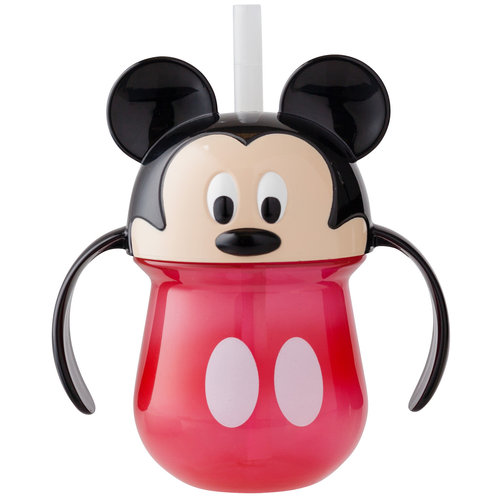 The First Years Disney Baby Mickey Mouse Clubhouse Straw Cup