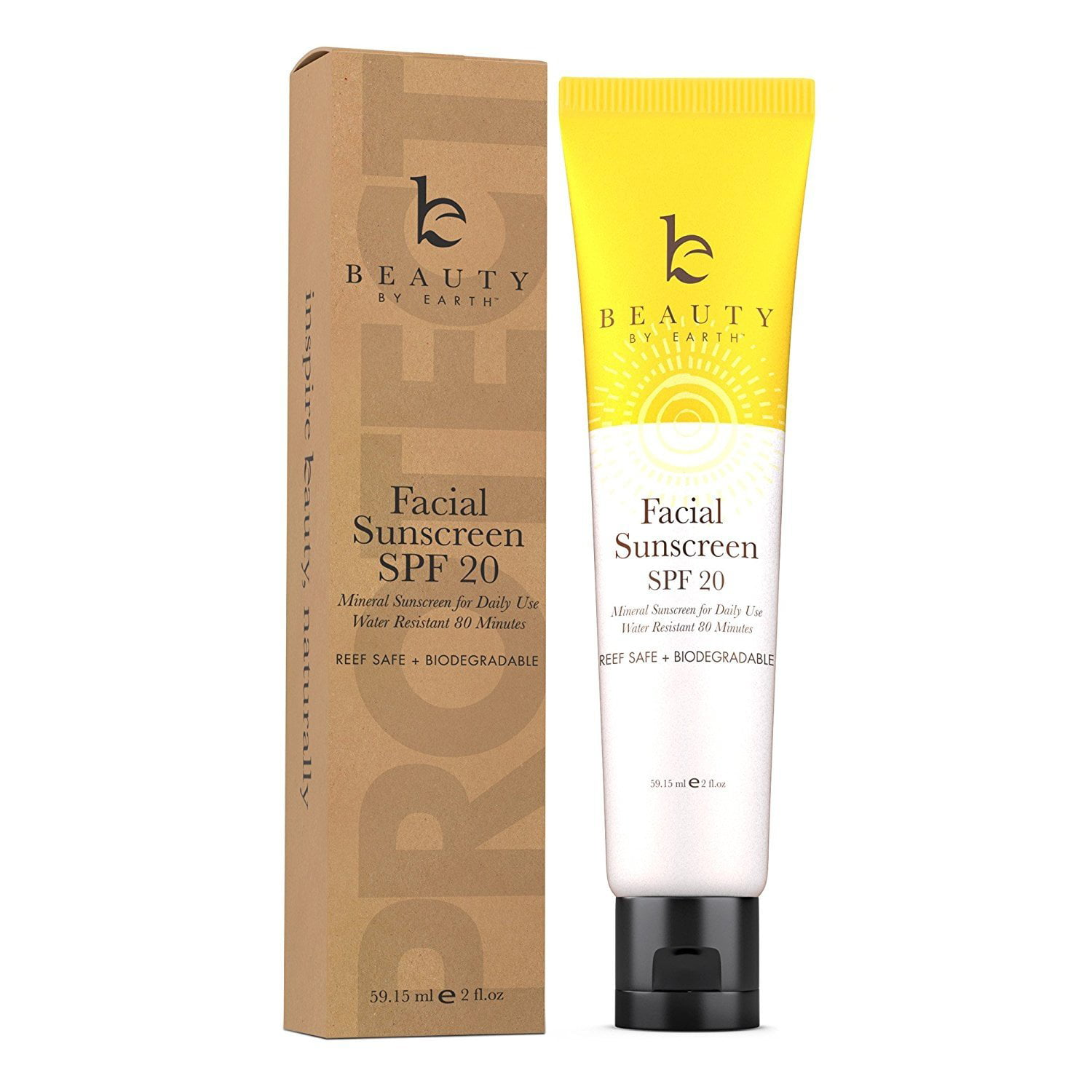 Facial Sunscreen SPF 20