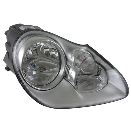 NEW OEM RIGHT PASSENGER SIDE HEADLIGHT FITS PORSCHE CAYENNE 4.5L  (Porsche Headlight Rim)