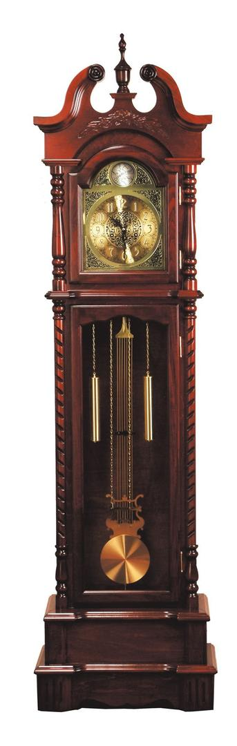 Acme Furniture Broadmoor Grandfather Clock by Acme Furniture
