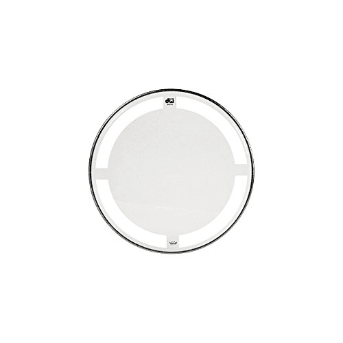 08 Inch Coated Clear Drum Head by DW