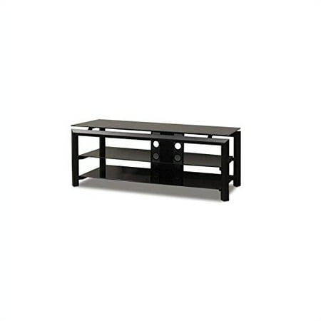 Techcraft Hbl52 Tv Stand - Metal, Glass - Black (hbl52)