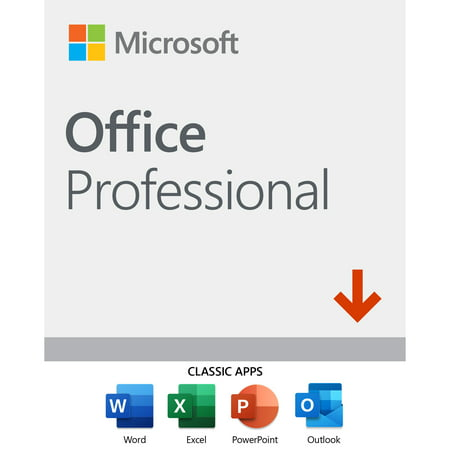 Microsoft Office Pro 2019 (Email Delivery)