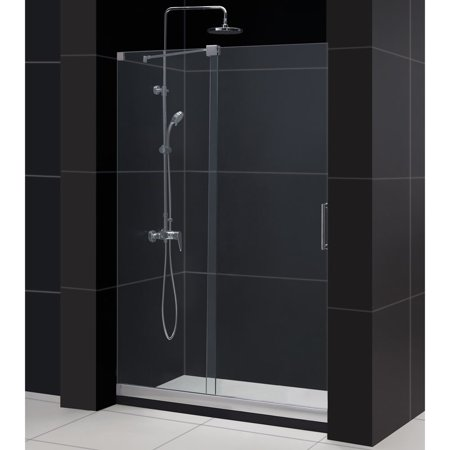 Dreamline Mirage 44 To 48 Inch Frameless Sliding Shower Door