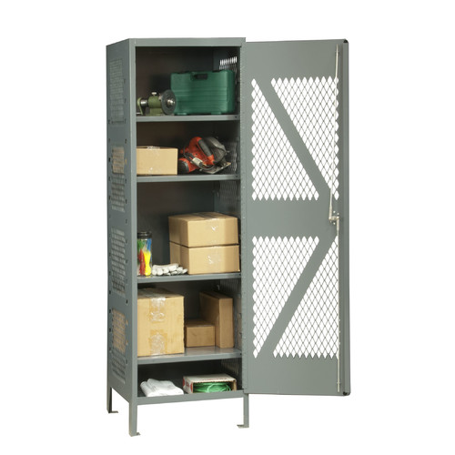 Durham Manufacturing 5 Tier 1 Wide Storage Locker