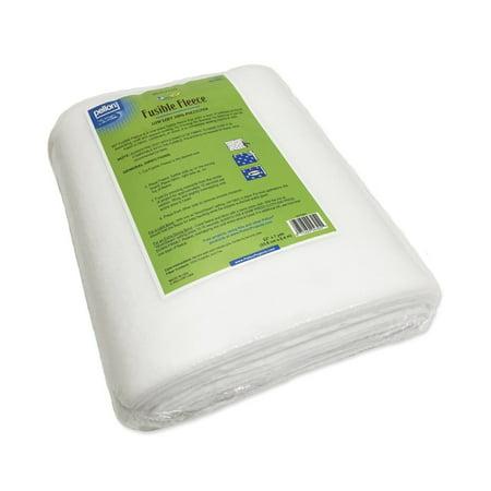 "987F Fusible Fleece Mini Bolt 22""x7yd100% Low Loft Acid-Free Polyester By Pellon"