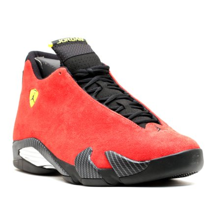 low priced fba7f bcba8 Air Jordan - Men - Air Jordan 14 Retro  Ferrari  - 654459-670 ...