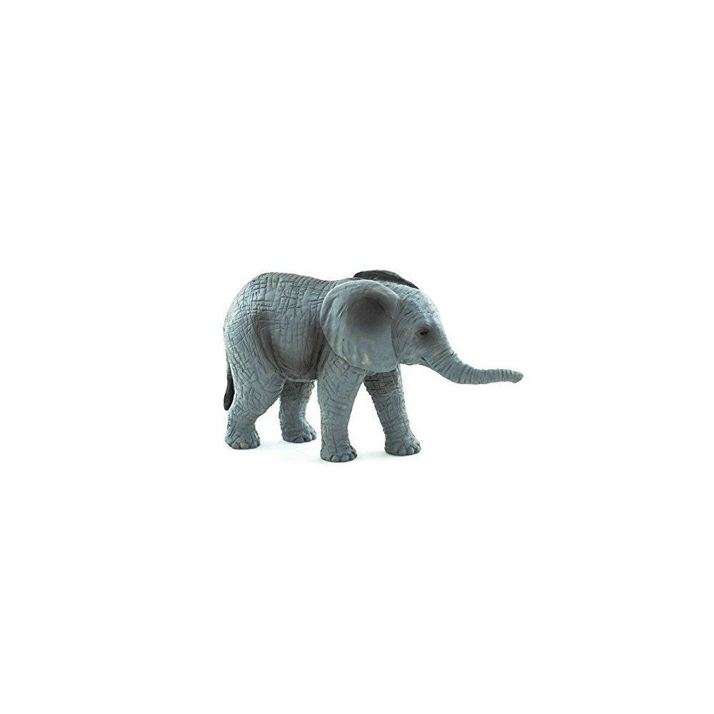 MOJO African Elephant Calf Toy Figure 387190