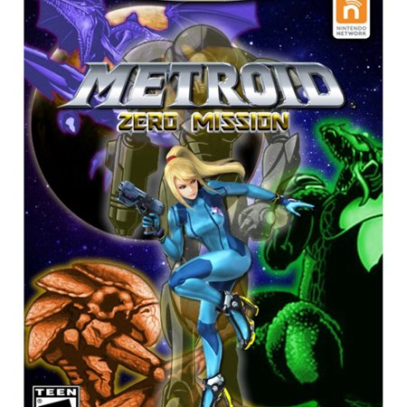 Metroid™: Zero Mission, Nintendo, WIIU, [Digital Download], 0004549666110