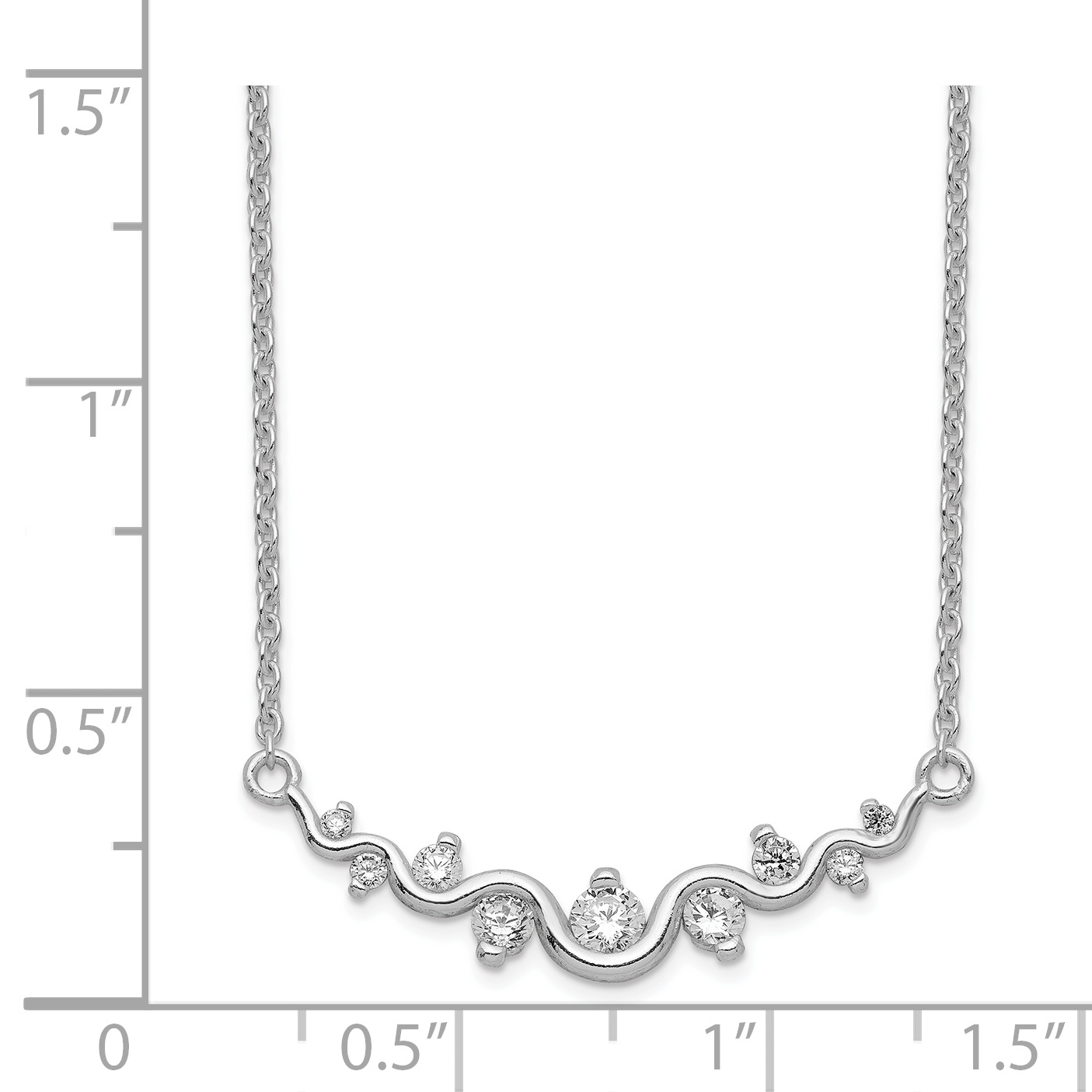 925 Sterling Silver Chain Necklace Pendant Charm Fancy Fine Jewelry Gifts For Women For Her